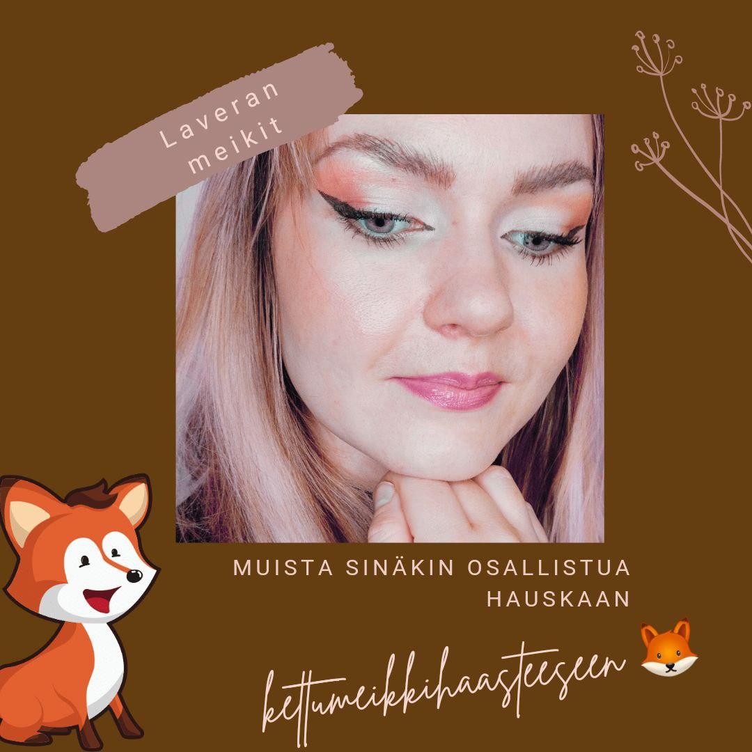 persikkainen foxy eye