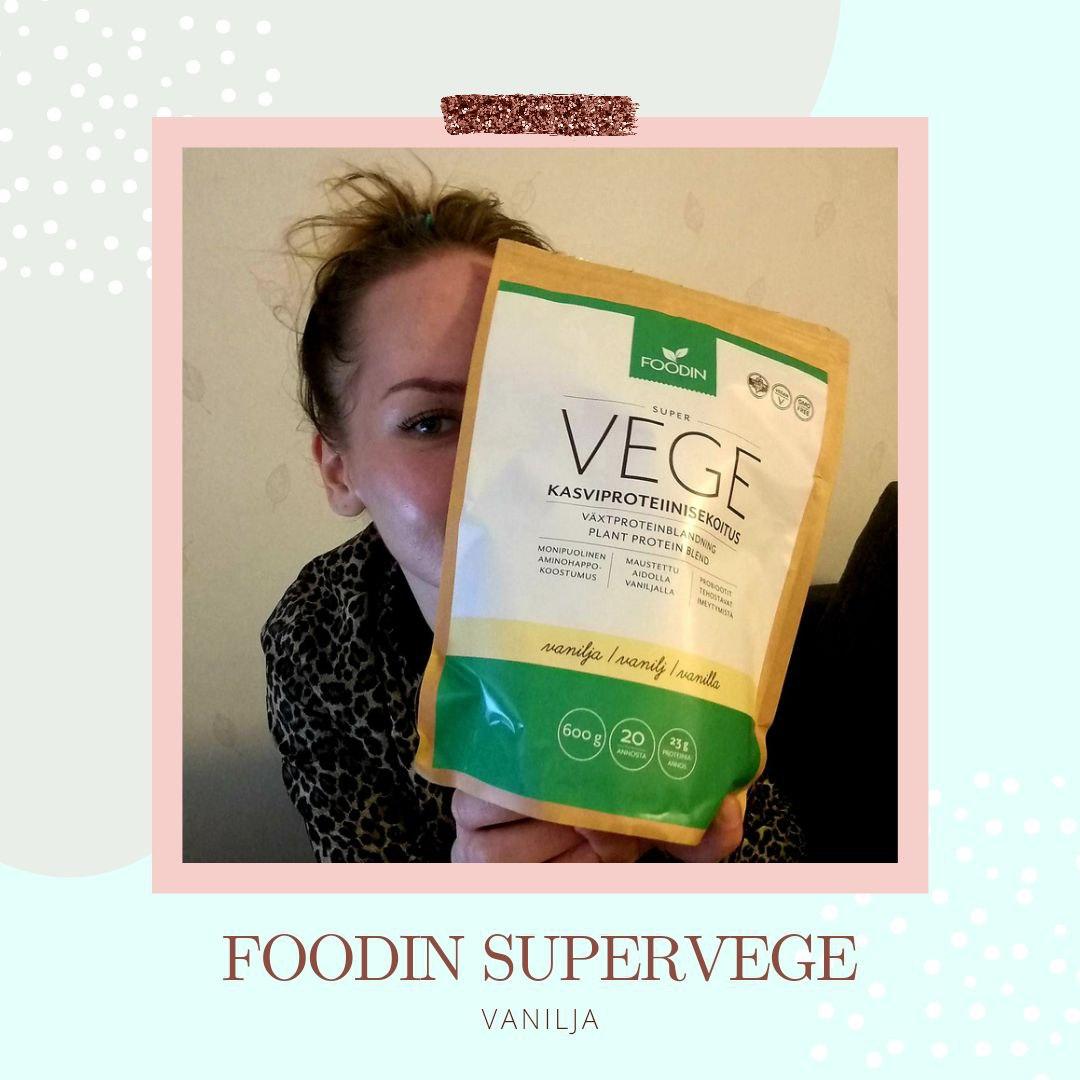 foodin supervege vanilja